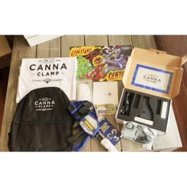 Rosin Kit Deluxe Canna Clamp 2.0
