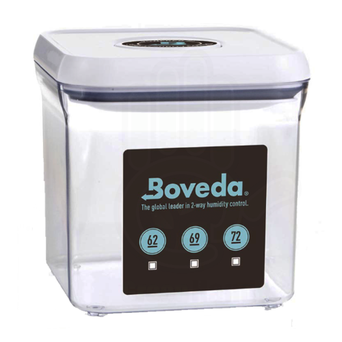 Boveda Display Container
