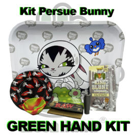Kit Persue Bunny GreenHand
