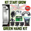 Kit Indoor Start Grow (3 Semillas de Regalo)