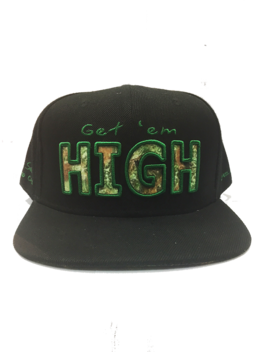 Gorra High de Lauren Rose